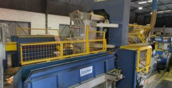 Vertical Band Resaws